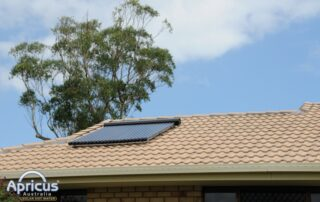 Solar Hot Water Systems offer gas or electricity boosted options to ensure you don't run out of hot water
