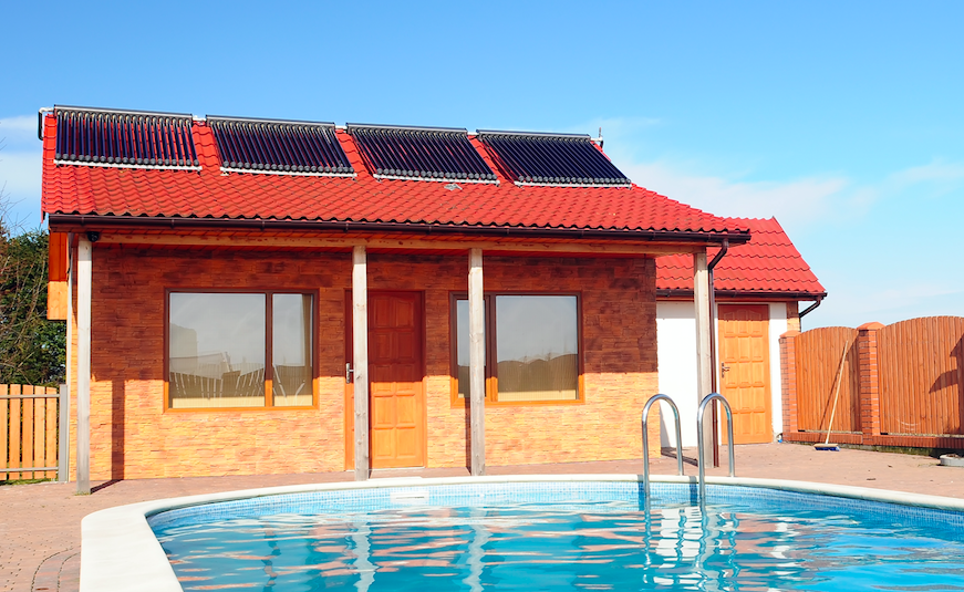 How Our Solar Hot Water Pool Heating System Compares