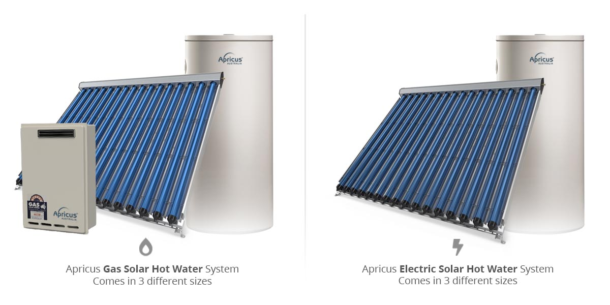 Apricus Australia Solar Hot Water Systems